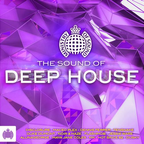 The Sound of Deep House - Ministry OF Sound (2013) [MULTI]