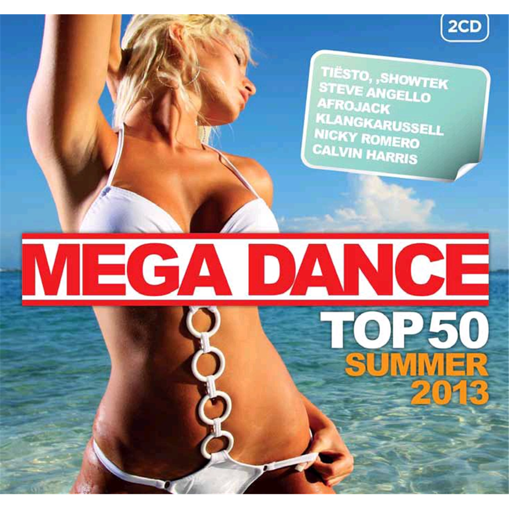Telecharger VA - Mega Dance Top 50 Summer 2013 [MP3]