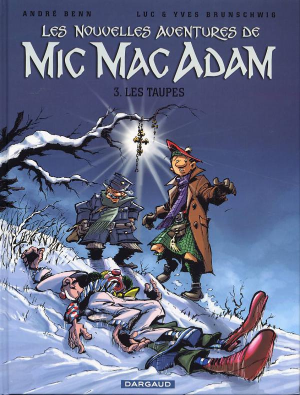 Mic Mac Adam tome 03