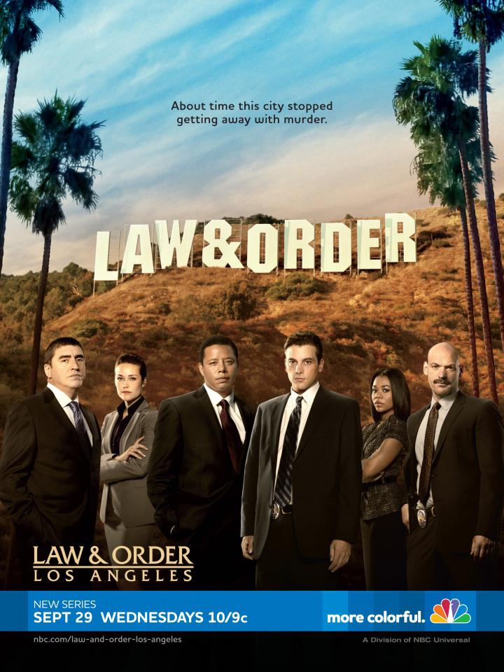 Law & Order : Los Angeles – Saison 1