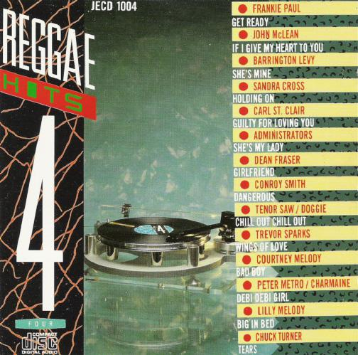 Reggae Hits Vol 4