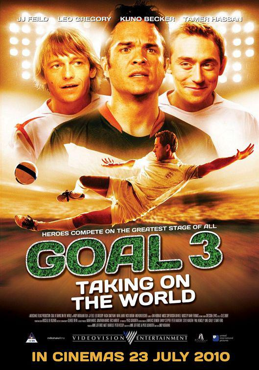 Goal 3 : Taking on the world