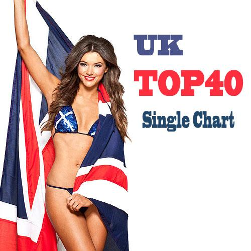 The Official UK Top 40 Singles Chart 14-07-2013 [MP3] [MULTI]