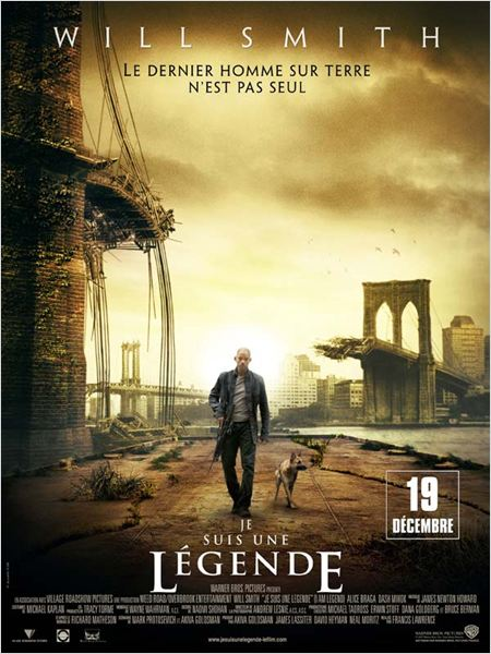 Je suis une légende (AC3) [FRENCH] [BRRIP] [MULTI]