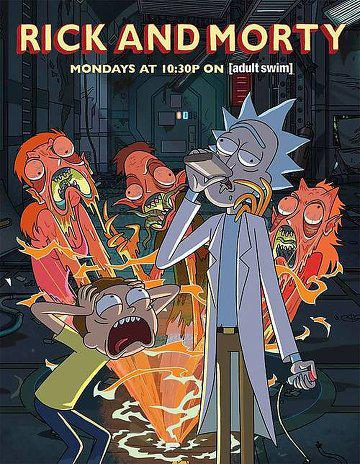 Rick and Morty - Saison 1 [VOSTFR-HDTV]