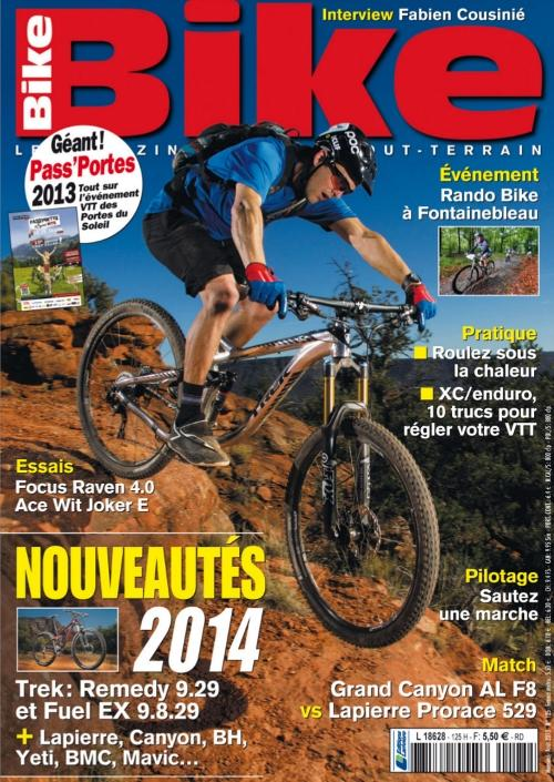 Bike N°125 (Août 2013) [MULTI]