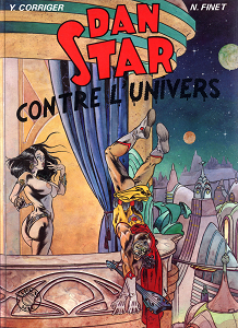 Dan Star Contre L'Univers [BD]