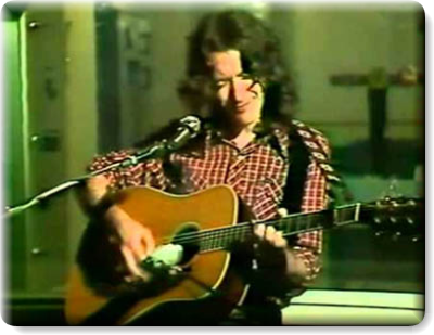 Rory Gallagher -Lambersart Studio1975
