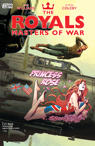 The Royals - Masters of War - Tome 2