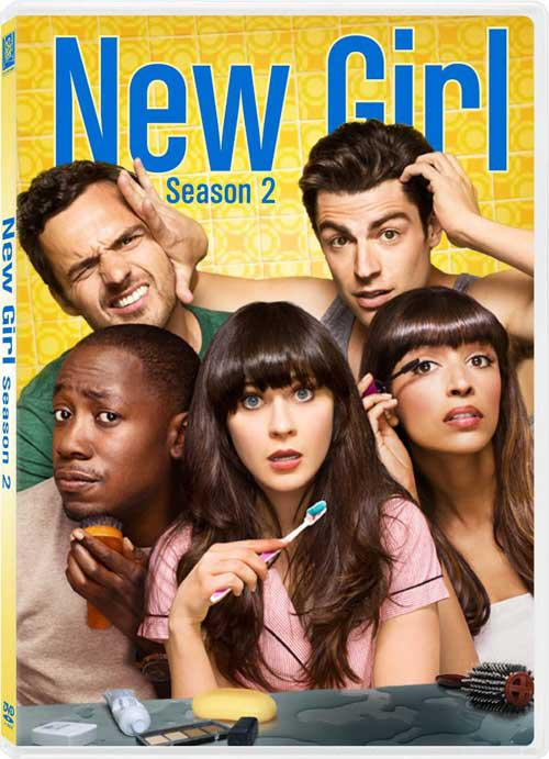 New Girl – Saison 2 (Vostfr)