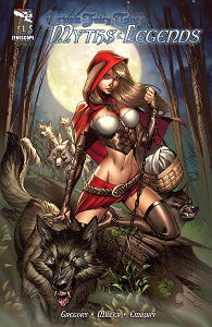 Grimm Fairy Tales Presents - Myths & Legends - Tome 1