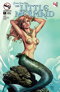 Grimm Fairy Tales Presents - The Little Mermaid [Tome 01] [COMICS]