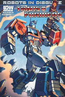 Transformers: Robots in Disguise – Saison 1