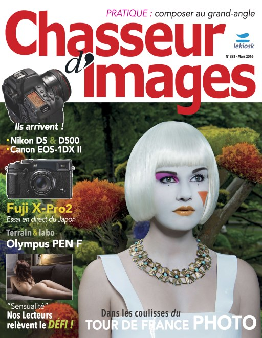 Chasseur d'Images N°381 - Mars 2016