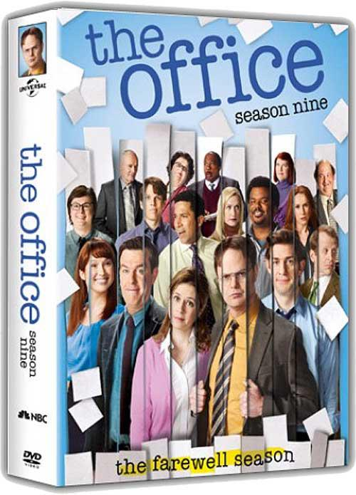 The Office (US) - Saison 1 a 9 Complete [FRENCH] [DVDRIP]