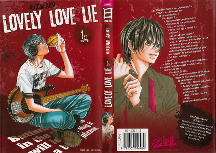 Lovely Love Lie - [Tome 01] [BD]