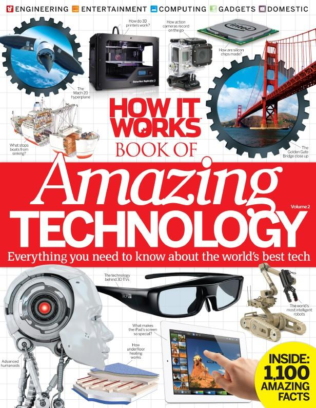 How It Works Book of Amazing Technology  Volume 2 2013 [MULTI]