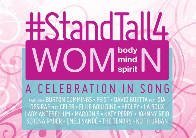 Stand Tall 4 Women A Celebration In Song (2013) [MULTI]
