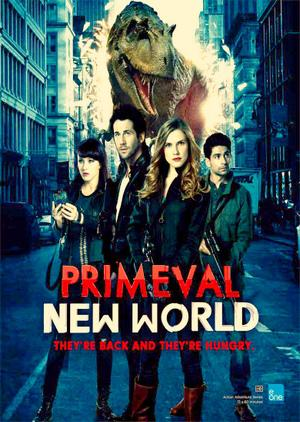 Primeval: New World – Saison 1