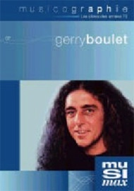 Musicographie: Gerry Boulet