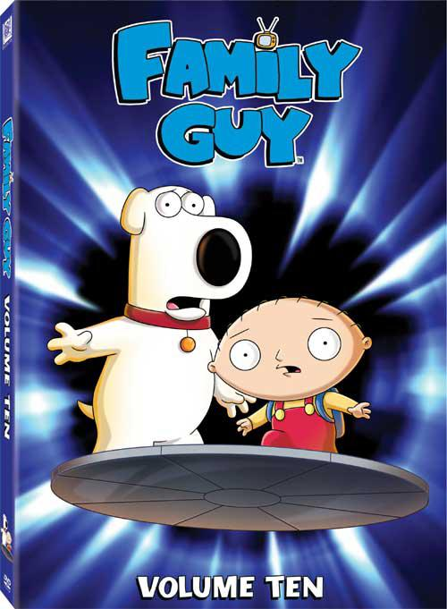 Les Griffin (Family Guy) – Saison 10