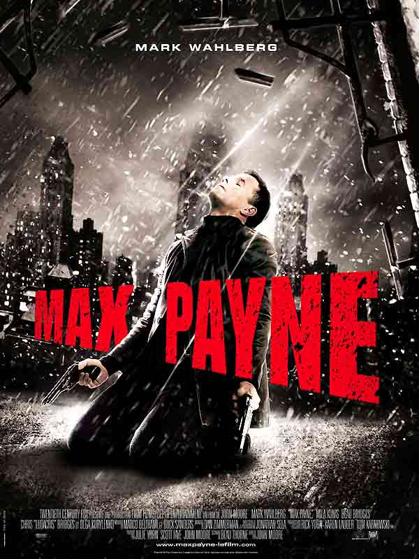 Max Payne [FRENCH] [Bluray 720p] [MULTI]