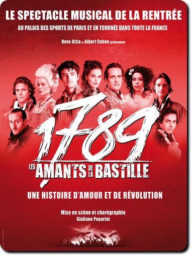 [MULTI] 1789 : Les Amants de la Bastille  [DVDRiP]  [FRENCH]