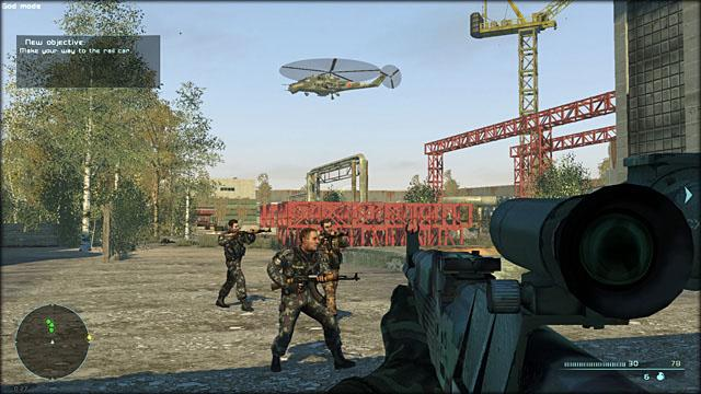 [MULTI]  Chernobyl Commando [PC]