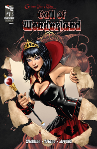 Grimm Fairy Tales Presents - Call of Wonderland-tome  1