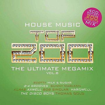 House Music Top 200 Vol.8 (2014)