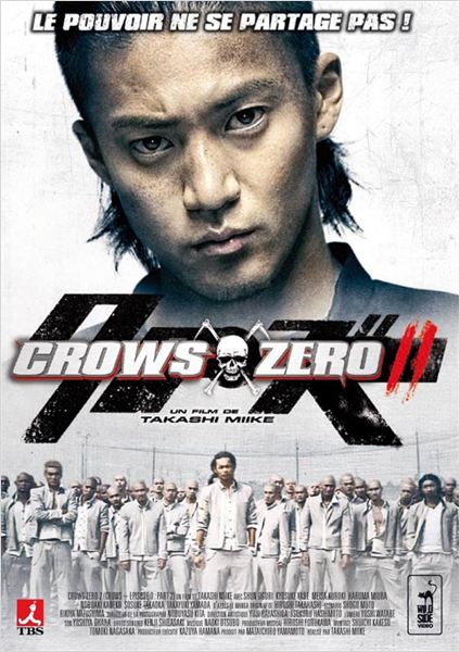 Crows Zero II (AC3) [FRENCH] [BRRIP] [MULTI]