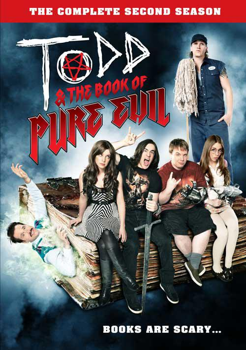 Todd and the Book of Pure Evil – Saison 2 (Vostfr)