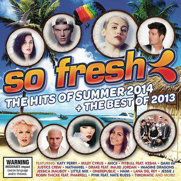 [MULTI] So Fresh The Hits Of Summer 2014 and The Best Of 2013(flac)