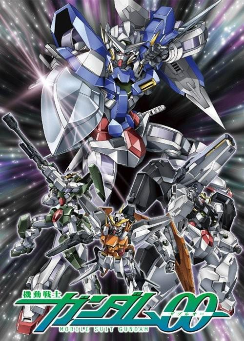 Mobile Suit Gundam 00 – Saison 1