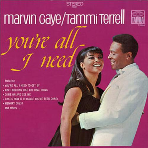 Marvin Gaye And Tammi Terrell - Youre All I Need