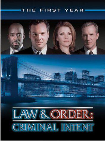 Law And Order: Criminal Intent – Saison 1