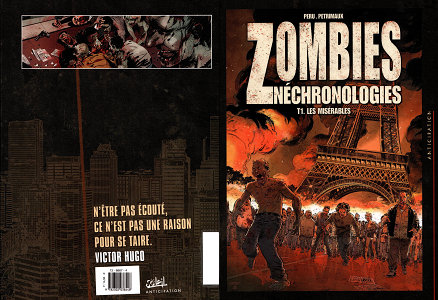 Zombies Néchronologies - Tome 1
