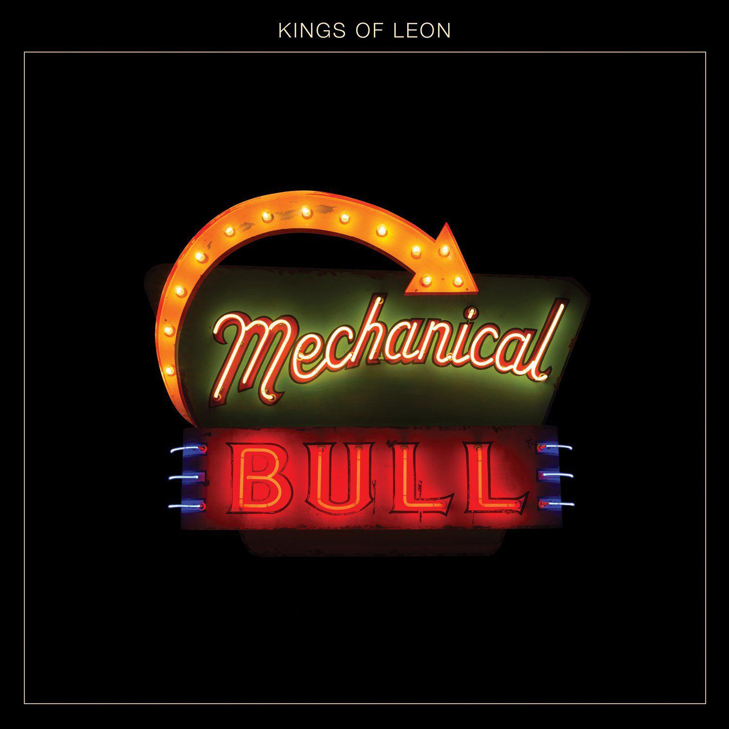 Kings Of Leon - Mechanical Bull (2013) [MULTI]