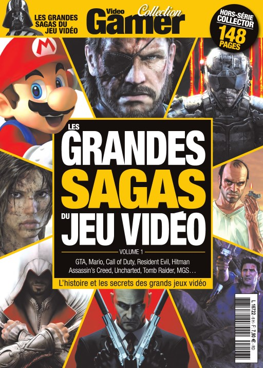 Video Gamer Hors-Série N°6 - 2016