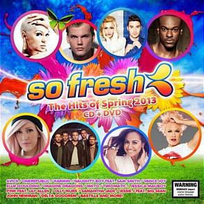 So Fresh The Hits Of Spring 2013 [MULTI]