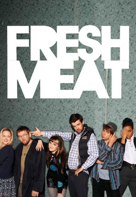 Fresh Meat – Saison 4