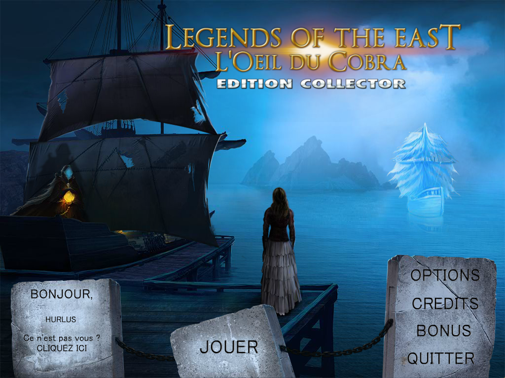 Legends of the East: L'Oeil du Cobra Edition Collector [PC] [MULTI]