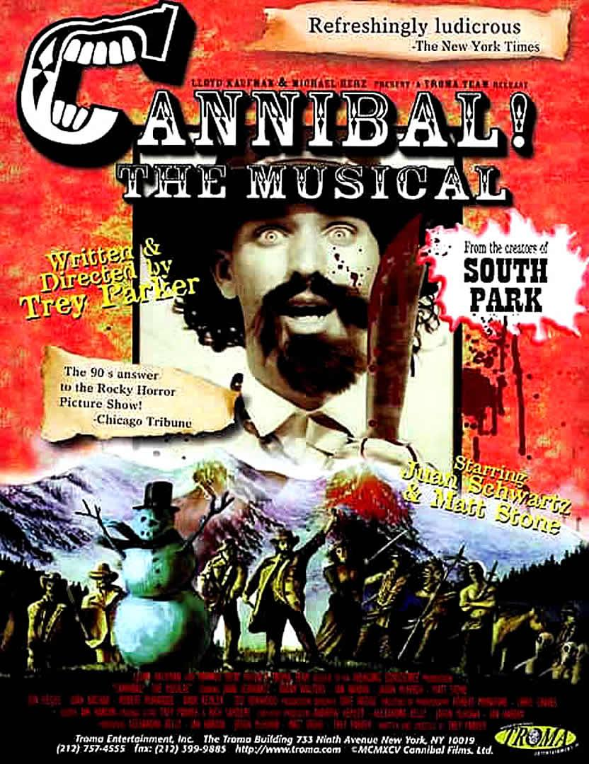 Cannibal! The Musical (Vostfr)
