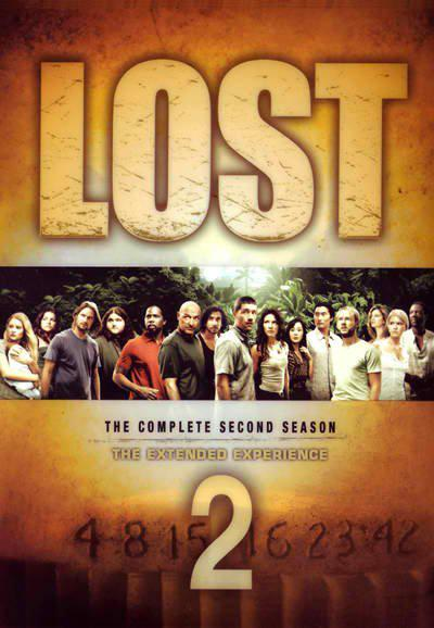 Lost : les disparus – Saison 2