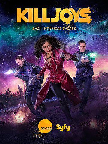 Killjoys – Saison 2 (Vostfr)