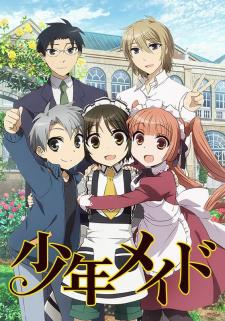 Shounen Maid – Saison 1
