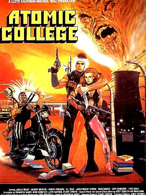Atomic College vf