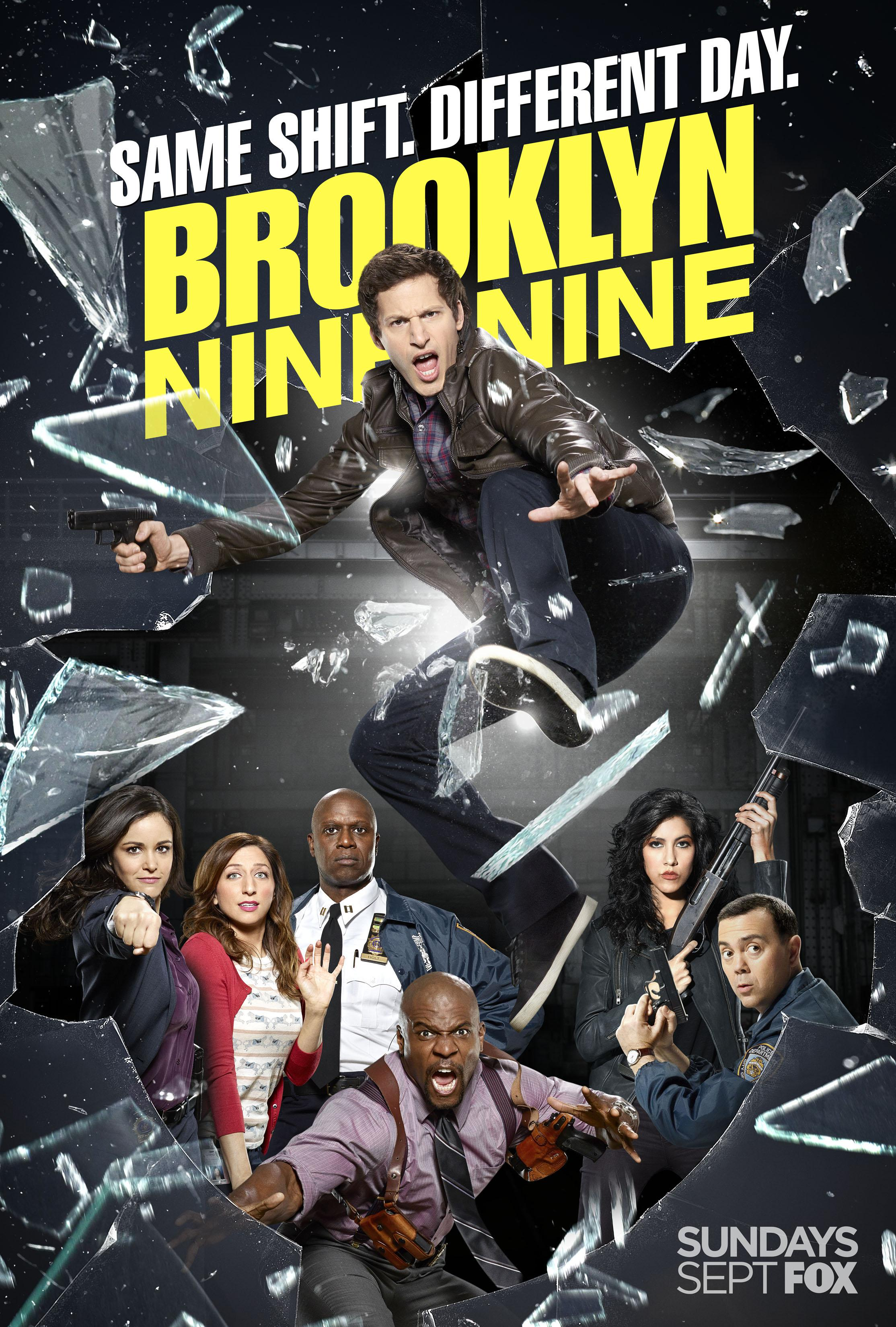 Brooklyn Nine-Nine Saison 2 vf