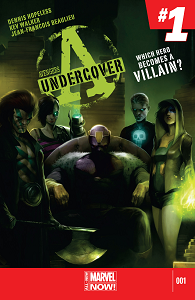 Avengers Undercover - Tome 1