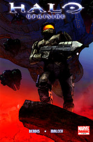Halo Uprising - tome 1 a 4